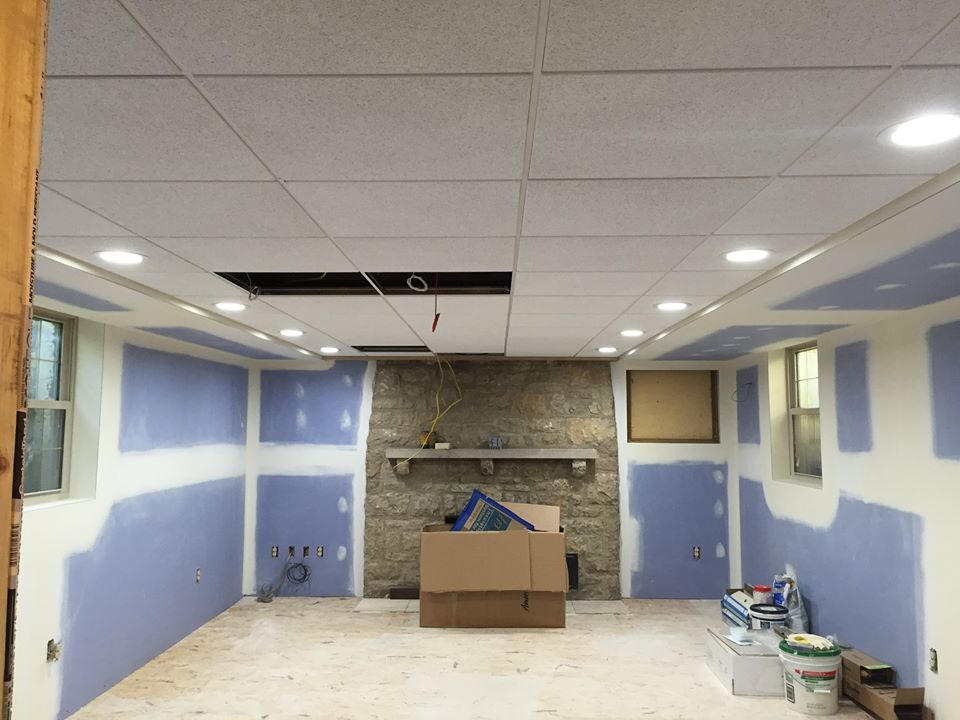 Basement Remodeling Service basement photo gallery - berger building services home remodeling