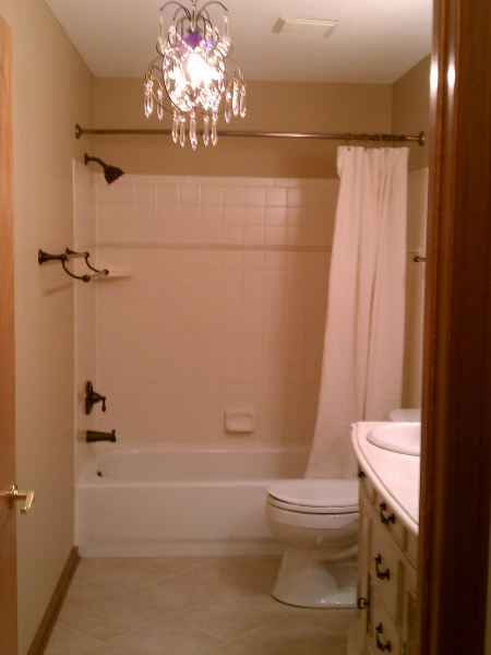 Full Bathroom Upgrade