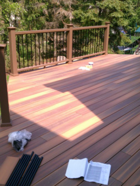 Long Lasting Wood Decks