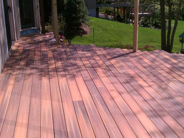 decks by berger building services